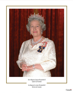 Her Majesty, Queen Elizabeth II - 2002